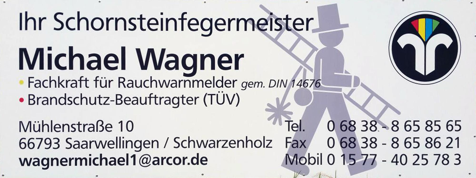 Schornsteinfegermeister Wagner